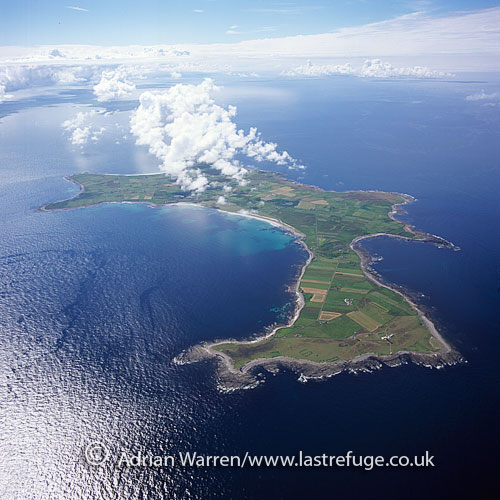 North Ronaldsay, the northernmost of the Orkney Islands, Orkney Islands, Scotland